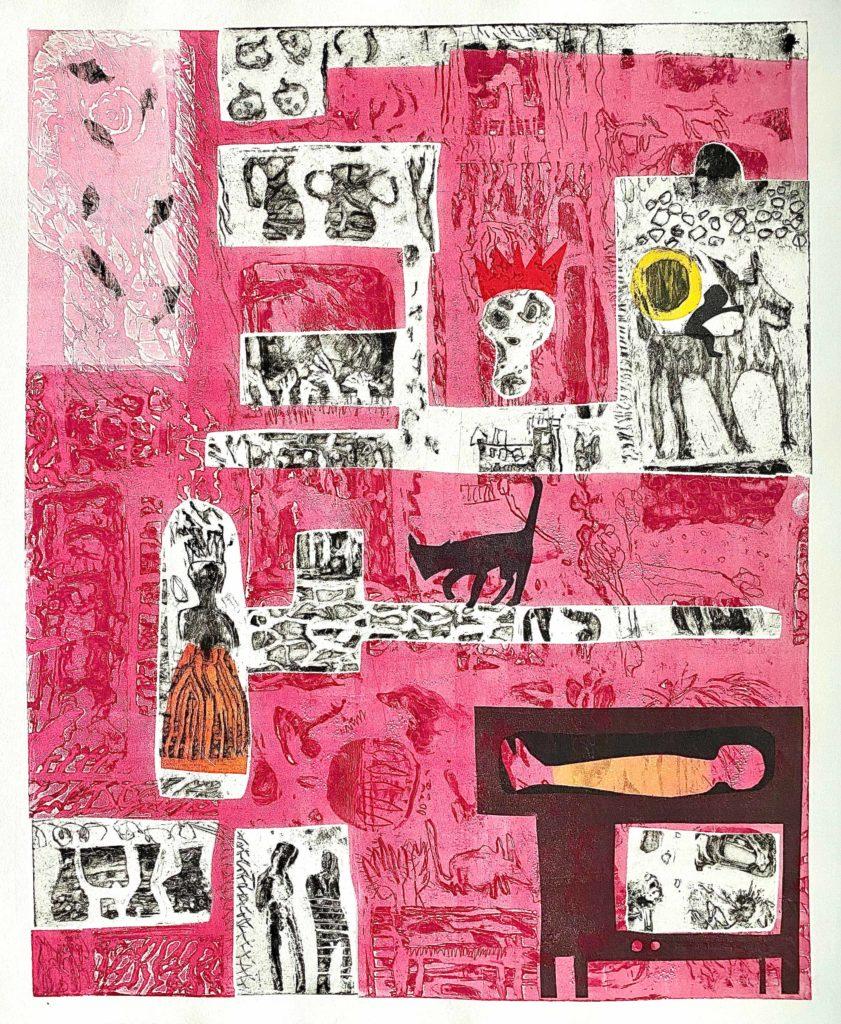 Kissan koti, Liisa Pankola